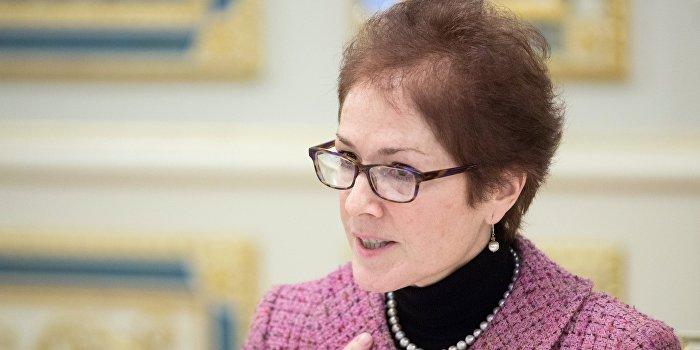 Посол США на Украине Мари Йованович