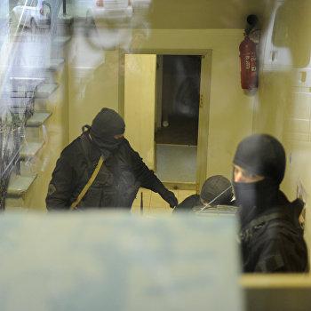 Обыски в фонде Город без наркотиков в Екатеринбурге