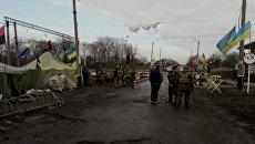 Мэра Львова подозревают в организации блокады Донбасса
