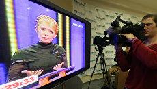 Теледебаты кандидатов на пост президентов Украины