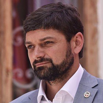 Открытие представительства Общественного движения Донецкая республика в Крыму