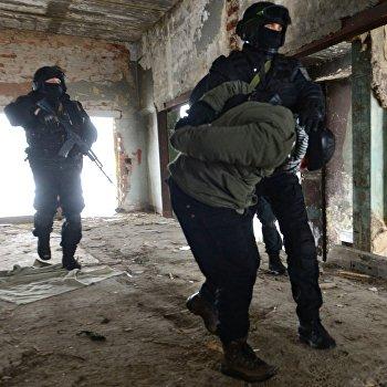 Курсы боевой подготовки, приуроченные к Дню защитника отечества