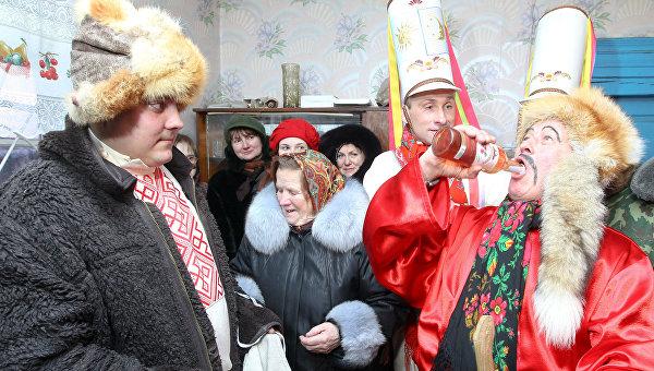 Александров андрей новый год