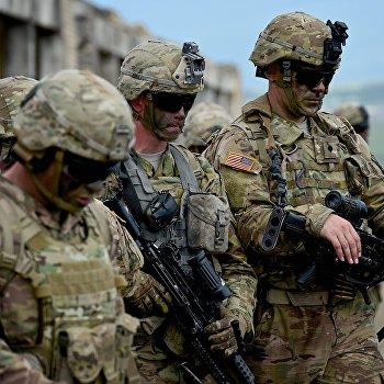 Совместные военные учения вооруженных сил Грузии и США Достойный партнёр