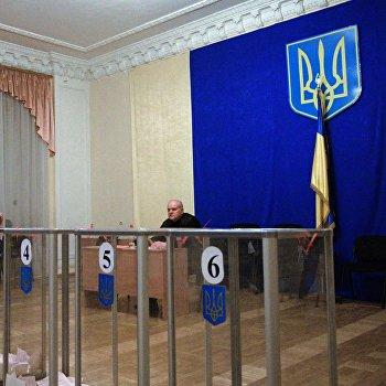 Второй тур выборов на Украине