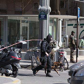 В офисе МВФ в Париже произошёл взрыв
