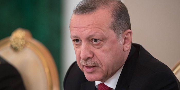 Эрдоган грозится отказаться от перспективы членства в ЕС