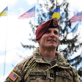Американские военные инструкторы прибыли на Украину