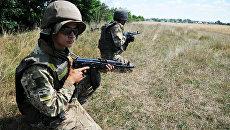 Украинские военные застрелили журналиста