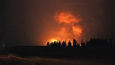 На западе Украины объявили чрезвычайный уровень пожарной опасности