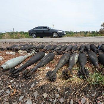 Пункт пропуска Должанский в Луганской области