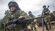 Глава украинского Генштаба обвинил РФ в оставлении войск в Белоруссии