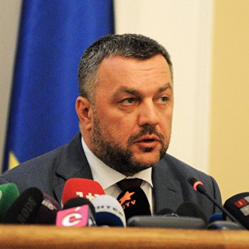 П/к и. о. генерального прокурора Украины Олега Махницкого
