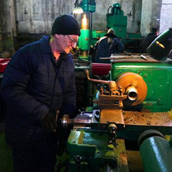 Запуск производства в компании Донбасс-Агромаш в Донецке