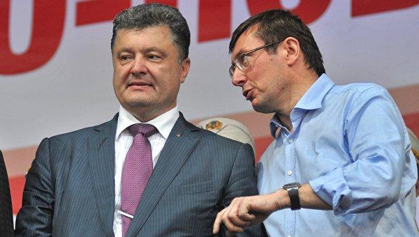 Зачем Порошенко меняет Луценко на Шокина: четыре версии