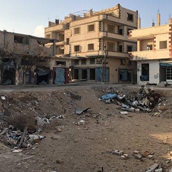 Пальмира снова под контролем сирийской армии