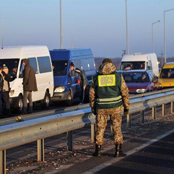 Международный пограничный пункт пропуска Корчевая-Краковец