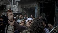 Теракт в Хомсе