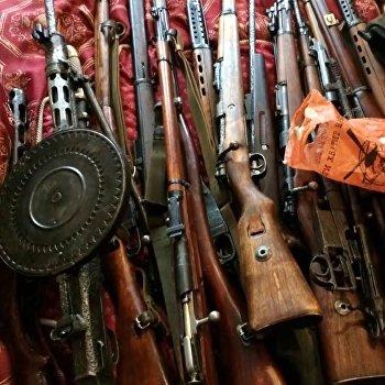 ФСБ РФ пресекла деятельность преступной группы, занимавшейся оборотом оружия в Центральной России