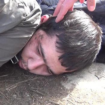 Задержание одного из организаторов теракта в метро Санкт-Петербурга А. Азимова