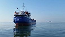Источник: затонувшее в Керченском проливе судно было старым