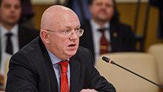 Постпред РФ прокомментировал идею миротворческой миссии ООН в Донбассе