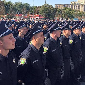 Украина полиция