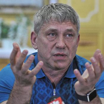 Министр угольной промышленности Украины Игорь Насалик
