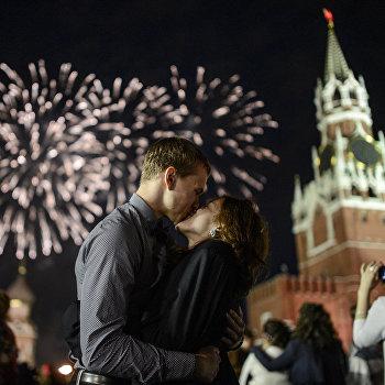 Бал Выпускник-2014 в Кремле
