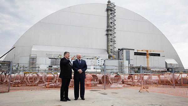 Президенты Украины и Республики Беларусь посетят Чернобыльскую АЭС
