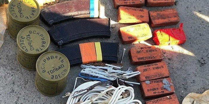 В Киеве поймали «оружейного барона» из «Айдара»