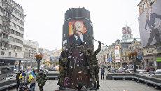 Медитации на месте виселиц, Или что будет вместо киевского Ленина