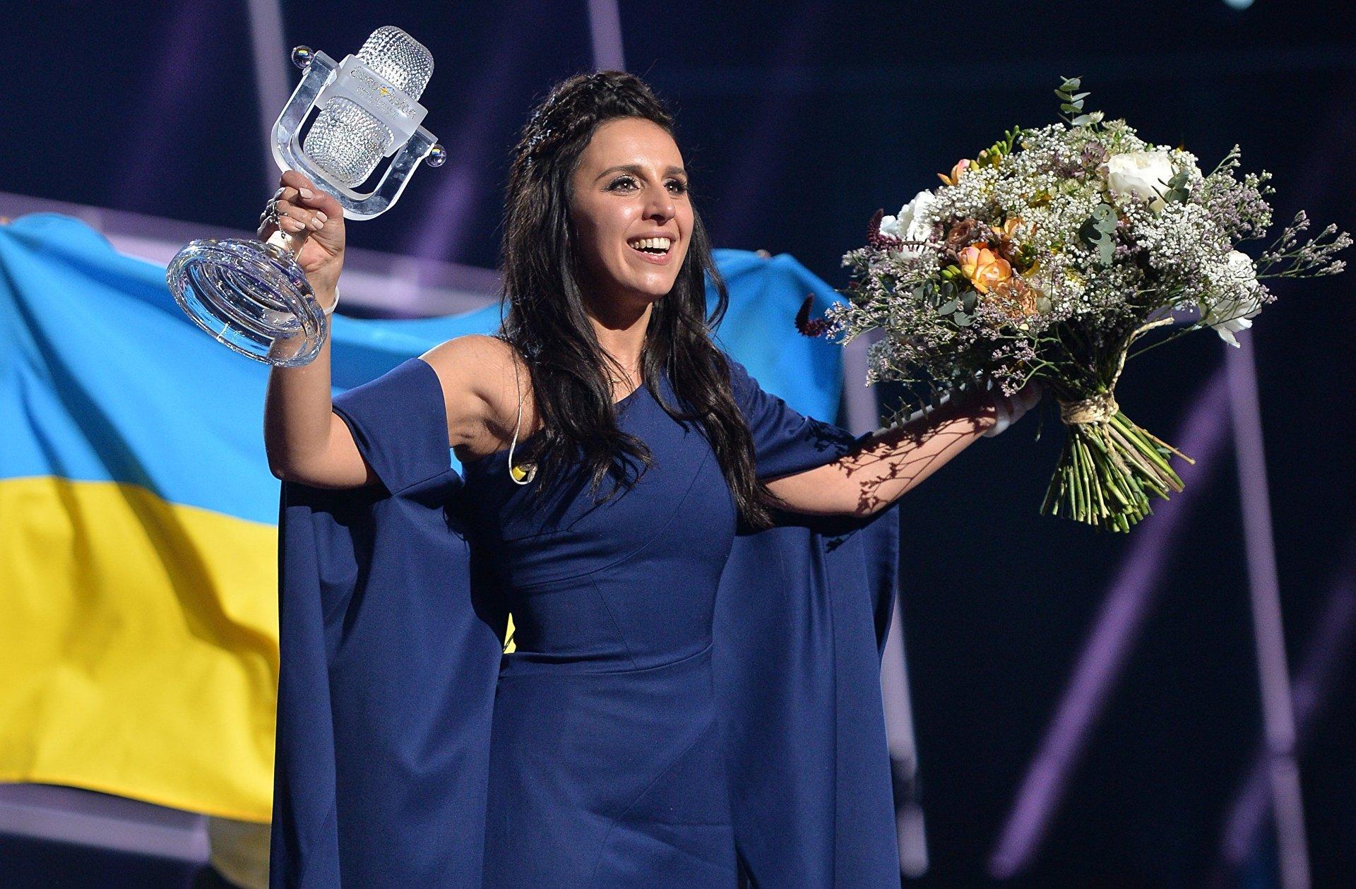 Джамала выберет участника от Украины на «Евровидение 2018»