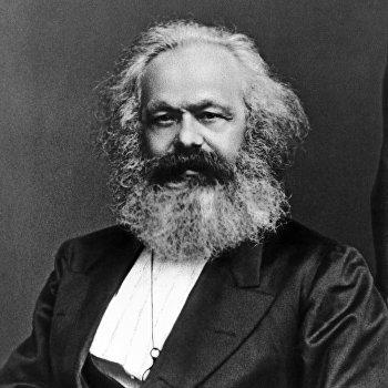 Карл Маркс. Август 1875 года. Лондон, Великобритания. Фотограф Маялл (Mayall). Репродукция фотографии.