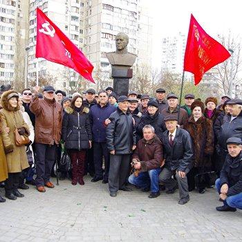 Памятник маршалу Жукову Одесса