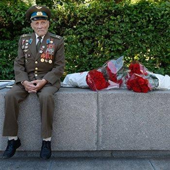 Шествие памяти героев Великой Отечественной войны
