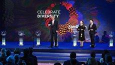 Кличко заскакал перед волонтерами «Евровидения»