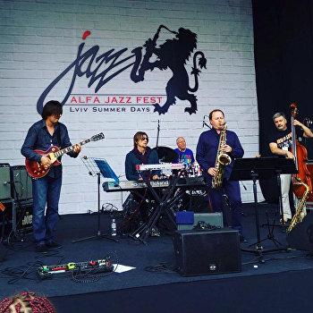 Alfa Jazz Fest  Джазовый фестиваль во ЛЬвове