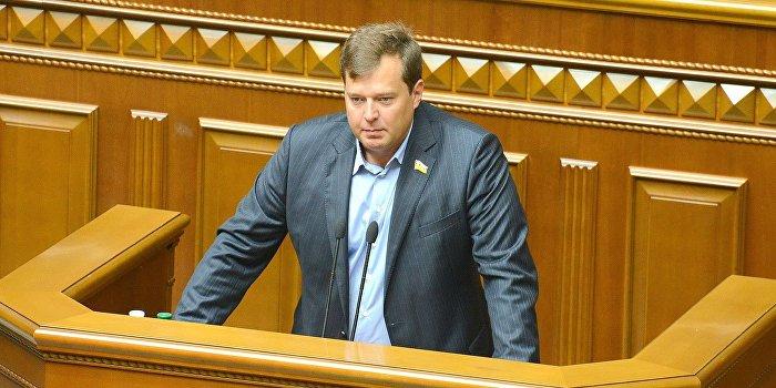Украинский парламентарий Евгений Балицкий