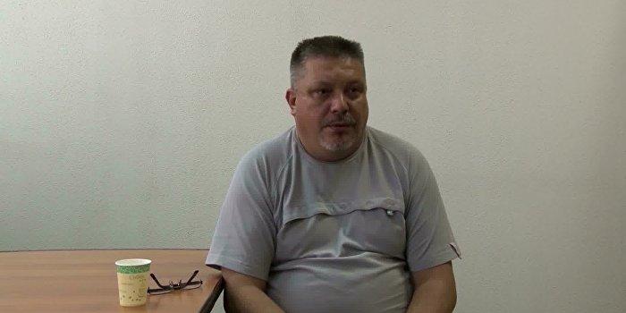 Задержанные украинские диверсанты дали показания в Севастополе