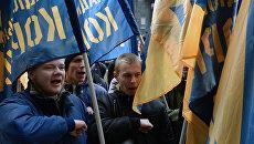 Украинские националисты обложили польских дипломатов