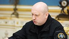 Турчинов обвинил украинских депутатов в соучастии киберпреступности