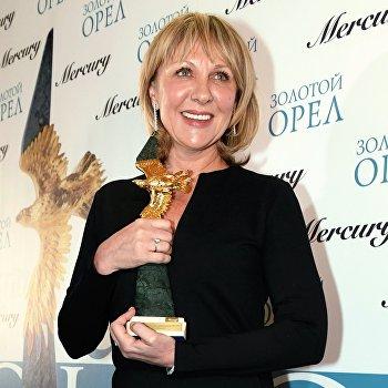 Вручение Национальной кинематографической премии Золотой Орел