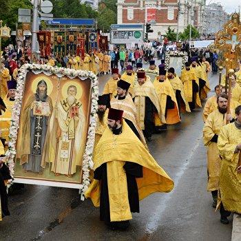 День славянской письменности и культуры в регионах России