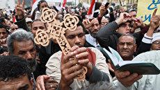 Исламисты напали на христиан в Египте, десятки людей погибли