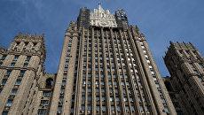 Обвинения в адрес Москвы поощряют Киев к саморазрушению - МИД РФ