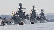 Экс-командующий ВМС Украины Сергей Гайдук рассказал о развале украинского флота