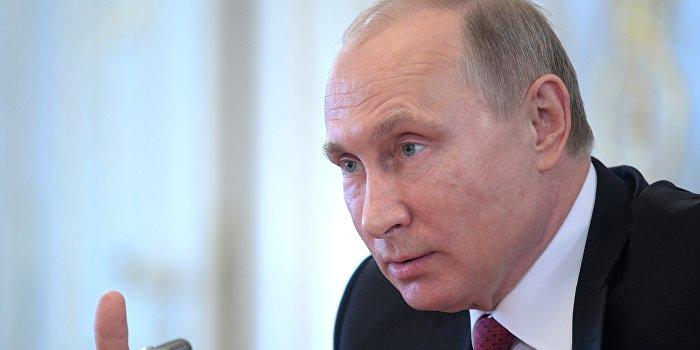 Президент РФ В. Путин принял участие в работе XXI Петербургского международного экономического форума