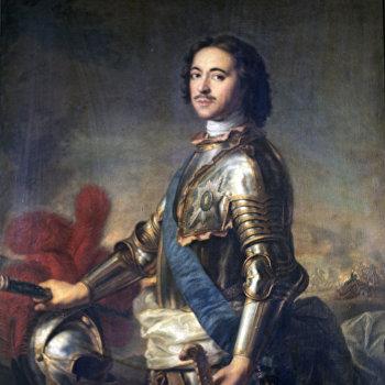 Картина Петр I