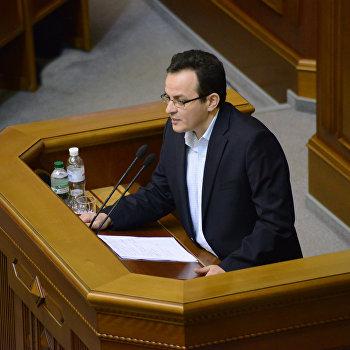 Березюк Олег Романович Лидер фракции «Самопомощь» в Верховной Раде
